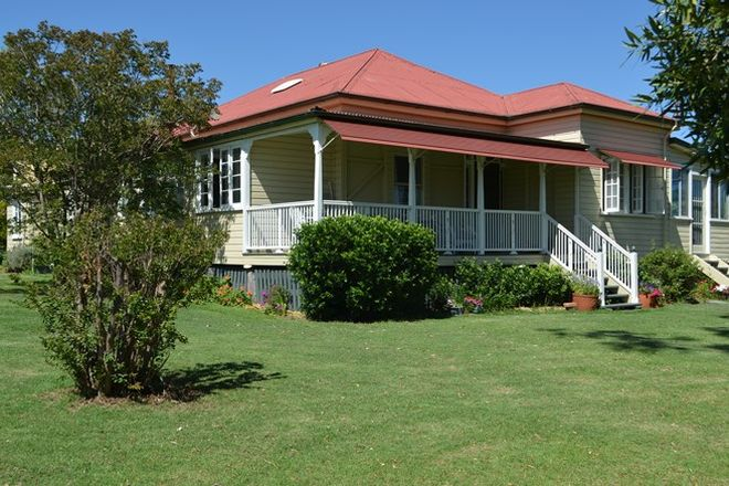 Picture of 117 Greenmount-Nobby Road, GREENMOUNT QLD 4359
