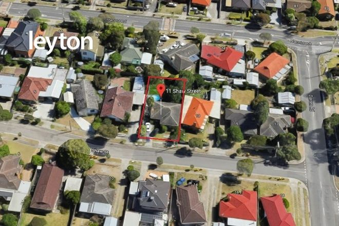 Picture of 11 Shaw Street, SPRINGVALE SOUTH VIC 3172
