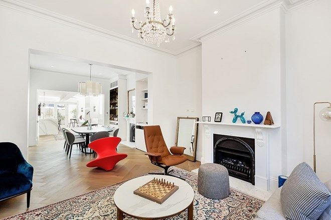 Picture of 17 Moncur Street, WOOLLAHRA NSW 2025