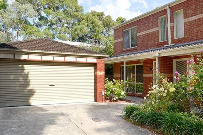 Picture of 2/22 Orchid Avenue, BORONIA VIC 3155