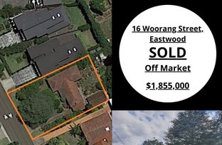 Picture of 16 Woorang Street, Eastwood NSW 2122
