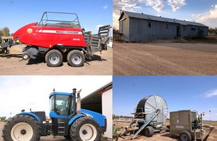 Picture of Online Machinery Auction 4th-6th February, Moree NSW 2400