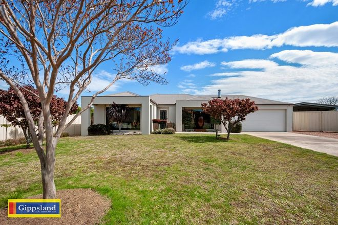 Picture of 5 Cherrywood Court, MAFFRA VIC 3860