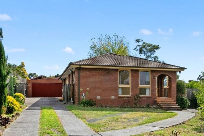 Picture of 2 Balmain  Court, WANTIRNA VIC 3152