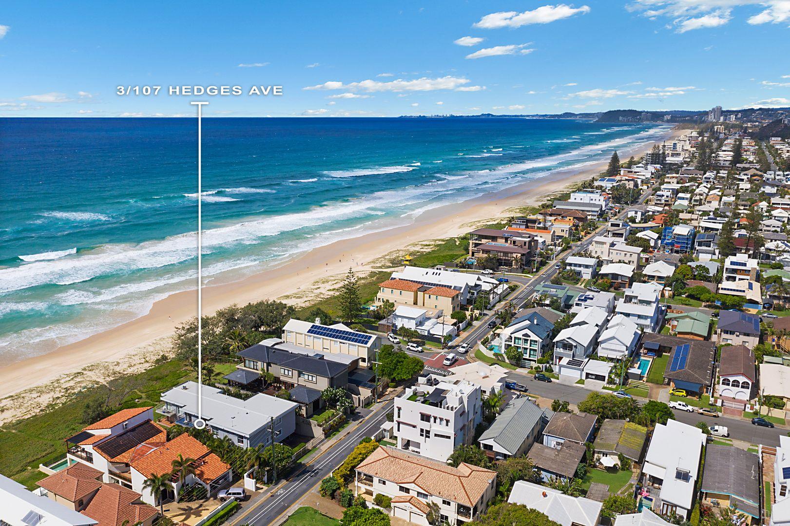 3/107 Hedges Avenue, Mermaid Beach QLD 4218, Image 1