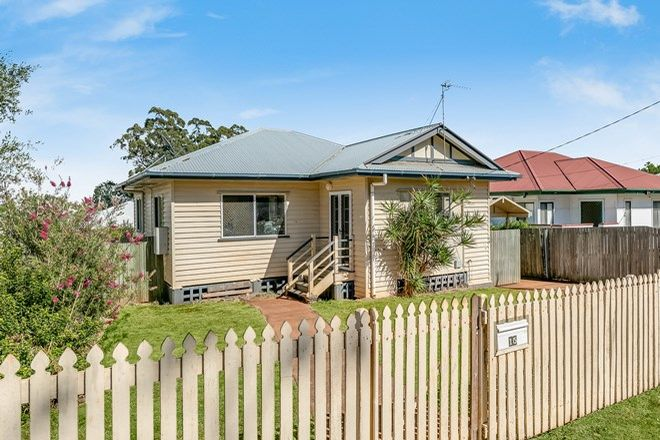 Picture of 15 Peel Street, SOUTH TOOWOOMBA QLD 4350