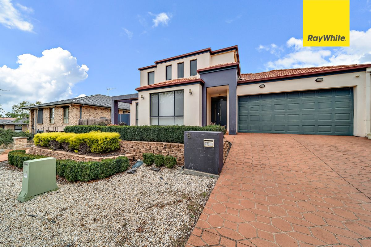 6 Norman Fisher Circuit, Bruce ACT 2617, Image 0