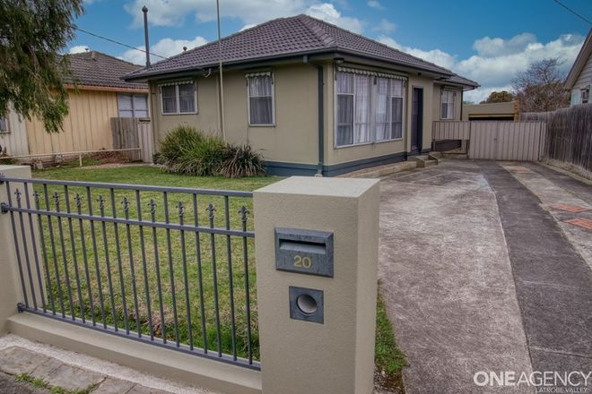 Picture of 20 Junier Street, MORWELL VIC 3840