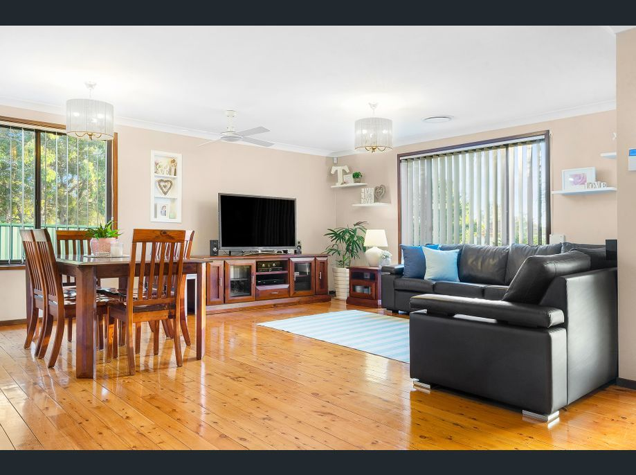 1 Shadlow  Crescent, St Clair NSW 2759, Image 2