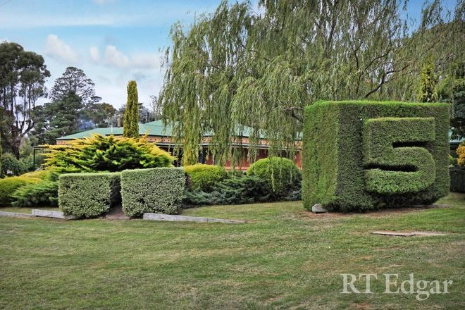 Picture of 5 Ellesmere Place, MALMSBURY VIC 3446