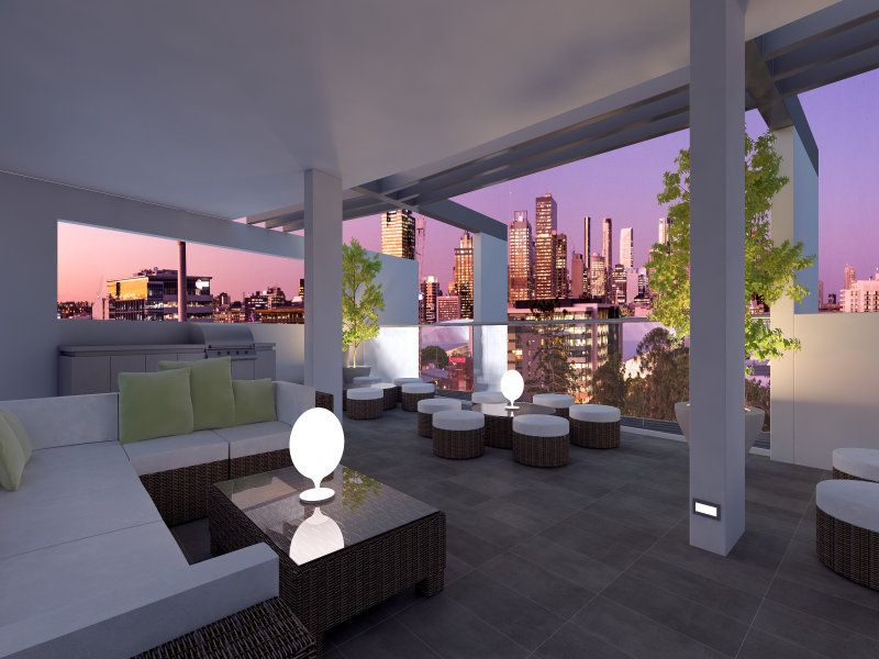 407/32 Russell Street, South Brisbane QLD 4101, Image 2