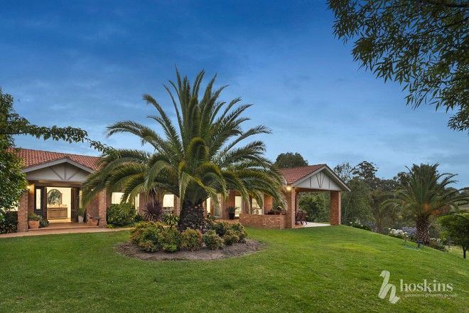 Picture of 11 Hillcrest Road, WARRANDYTE SOUTH VIC 3134