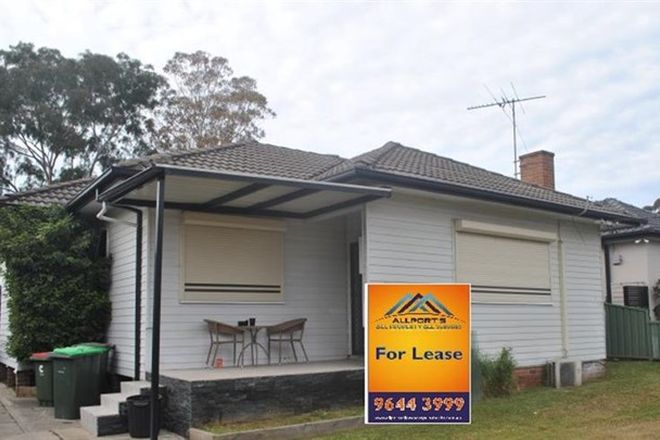Picture of 31 Ferndell Street, CHESTER HILL NSW 2162