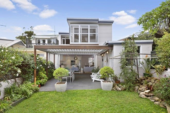 Picture of 46 Campbell Street, BALMAIN NSW 2041