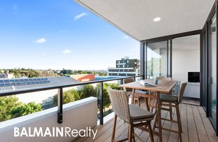 Picture of 412/3 Nagurra Place, Rozelle NSW 2039