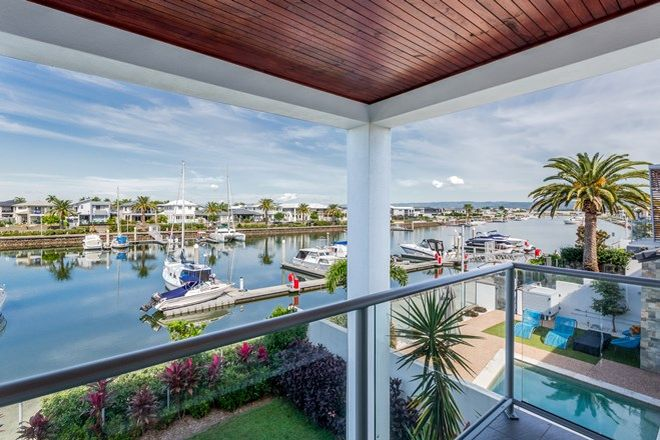 Picture of 48 Harbour Rise, HOPE ISLAND QLD 4212