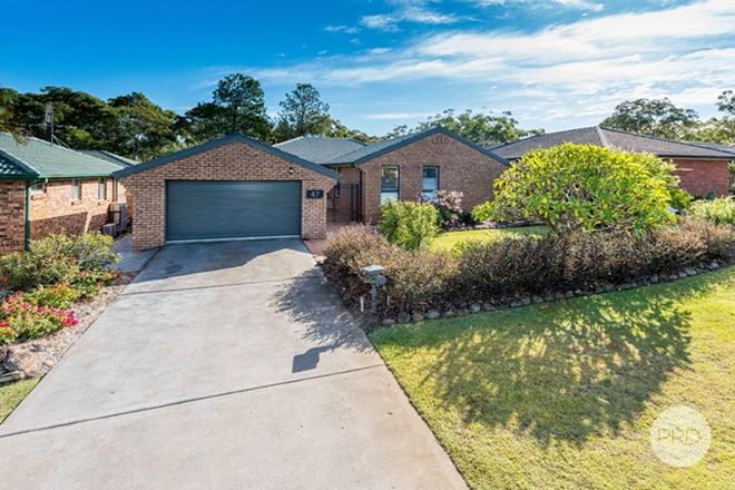 Picture of 47 Popplewell Road, FERN BAY NSW 2295