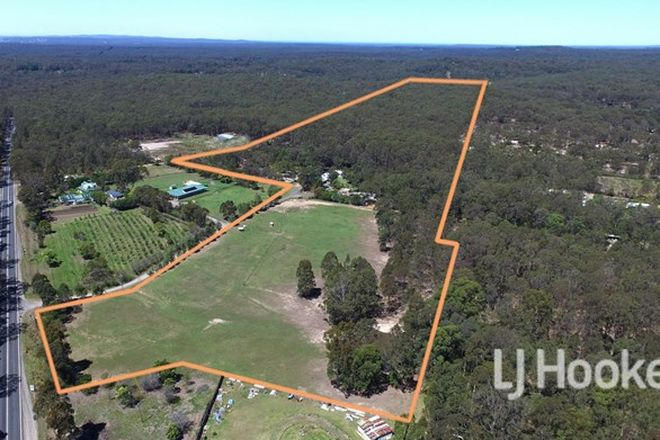 Picture of 132 Jervis Bay Road, FALLS CREEK NSW 2540