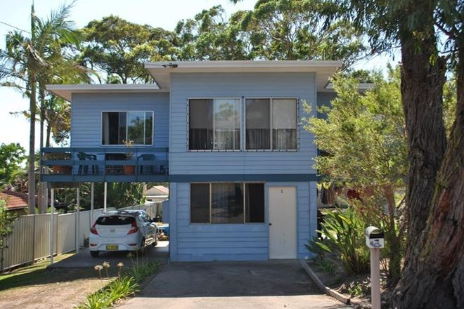 Picture of 3 Godwin Street, FORSTER NSW 2428