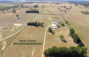 Picture of 800 Fernbank-Glenaladale Road, Fernbank VIC 3864