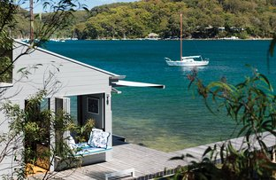 Picture of 15 & 17 Robertson Road, Scotland Island NSW 2105