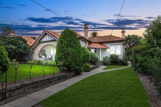 Picture of 67 Churchill Avenue, STRATHFIELD NSW 2135