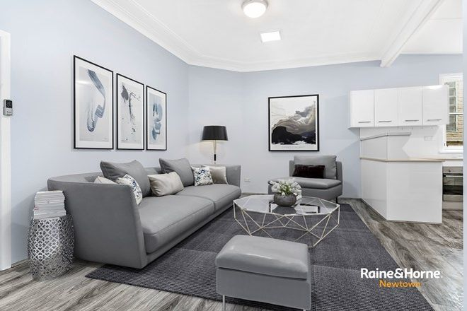 Picture of 18 Georgina Street, NEWTOWN NSW 2042