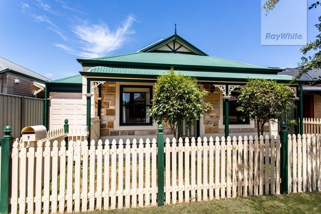 Picture of 9 Pillie Crescent, MAWSON LAKES SA 5095