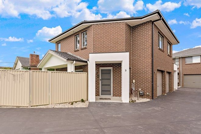 Picture of 3/18 Doonside Road, DOONSIDE NSW 2767