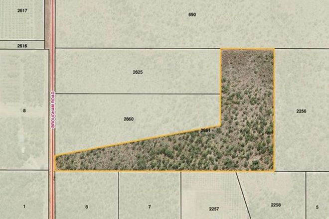 Picture of 305 Brougham Road, FLY CREEK NT 0822