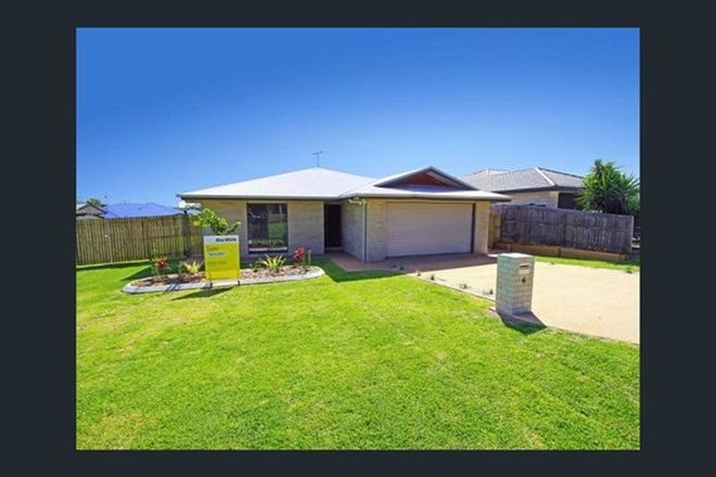 Picture of 6 Breakspear Street, GRACEMERE QLD 4702