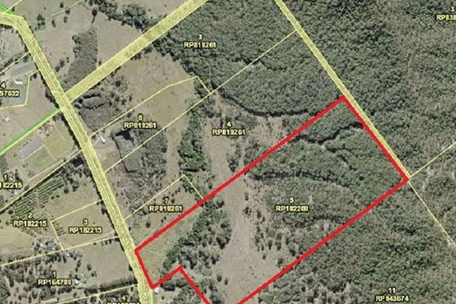 Picture of Lot 5 926 Tagigan Road, WOLVI QLD 4570