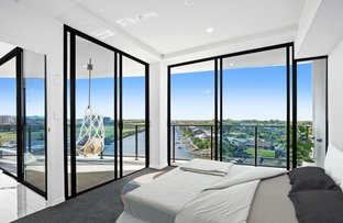 Picture of 4501/5 HARBOUR SIDE COURT, Biggera Waters QLD 4216