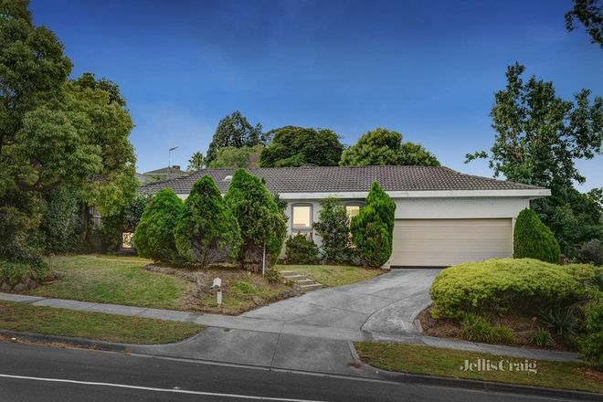 Picture of 1 Telopea Avenue, DONCASTER EAST VIC 3109