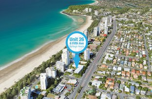 Picture of 26/6 Fifth Avenue, Burleigh Heads QLD 4220