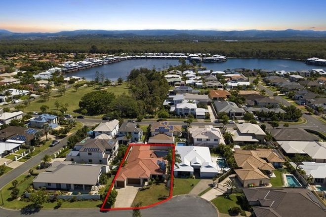 Picture of 8 Lagos Court, COOMBABAH QLD 4216