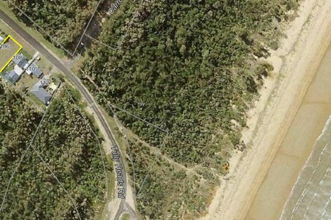 Picture of 106 Tully Heads Road, TULLY HEADS QLD 4854