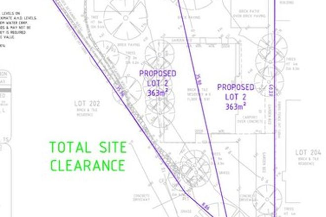 Picture of Proposed Lot 1 & 2 o Mc Beth Avenue, KARDINYA WA 6163