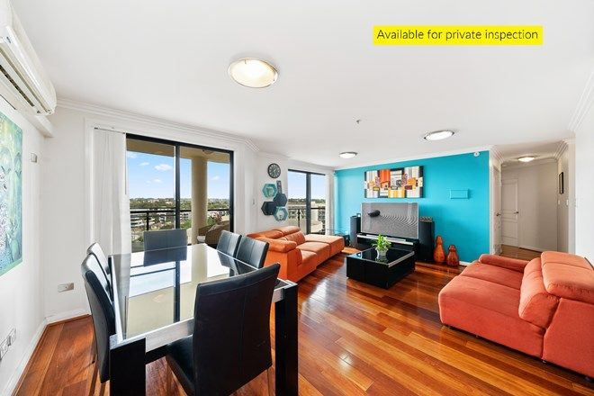 Picture of 1308/91B Bridge Road, WESTMEAD NSW 2145
