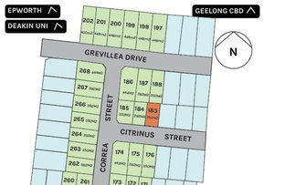 Picture of Lot 183 Citrinus Avenue, Mount Duneed VIC 3217