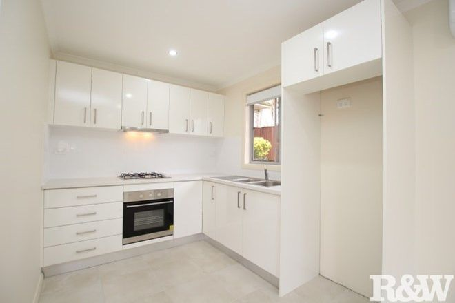 Picture of 26A Van Dieman Avenue, WILLMOT NSW 2770