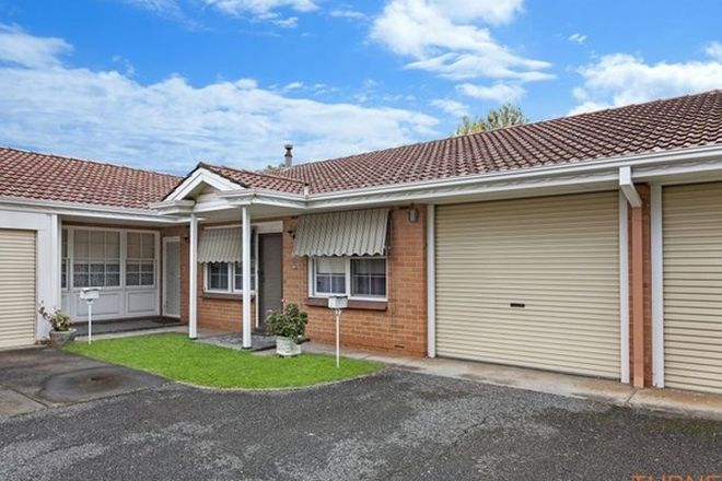 Picture of 3/9 Cranbrook Avenue, MILLSWOOD SA 5034