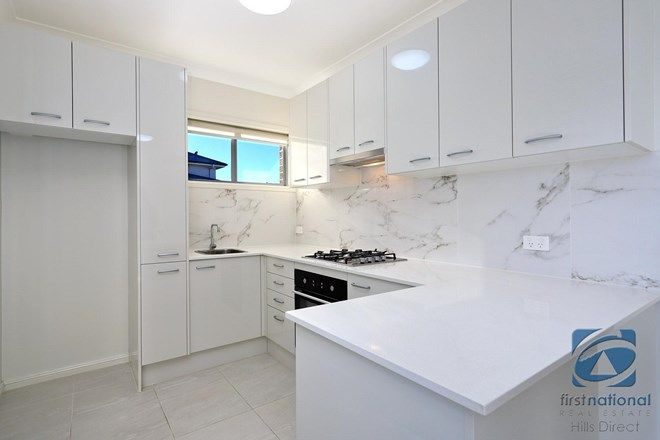 Picture of 3A Pellizer Blvd, KELLYVILLE NSW 2155