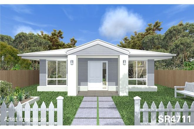 Picture of Lot 9 Birch Road, WATTLE CAMP QLD 4615