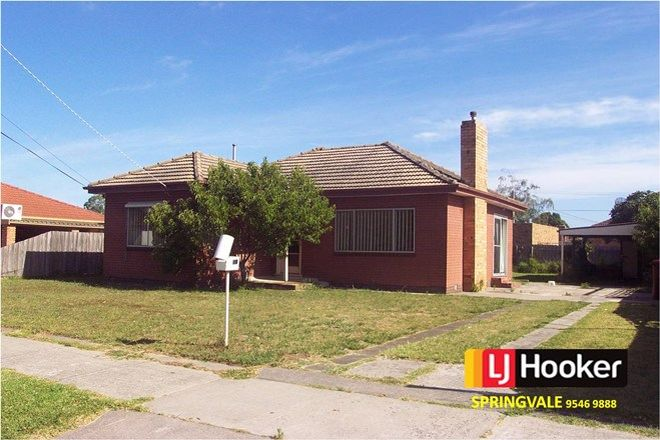 Picture of 10 Woodward Street, SPRINGVALE VIC 3171