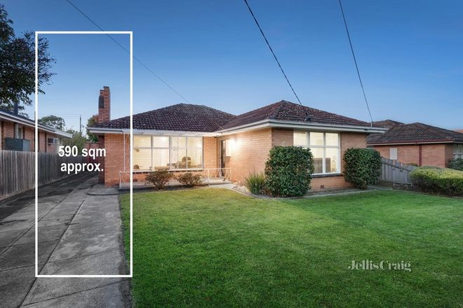 Picture of 15 Northam Road, BENTLEIGH EAST VIC 3165