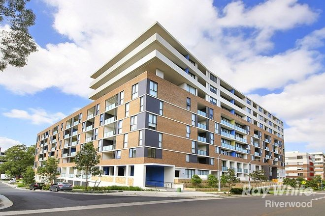 Picture of 711/7 Washington Avenue, RIVERWOOD NSW 2210