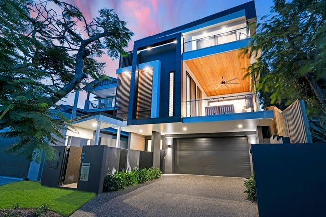 Picture of 21 Thomson Street, GREENSLOPES QLD 4120