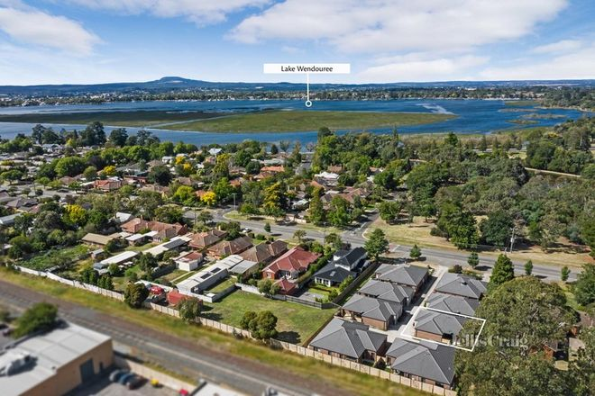 Picture of 2/1446a Gregory Street, LAKE WENDOUREE VIC 3350