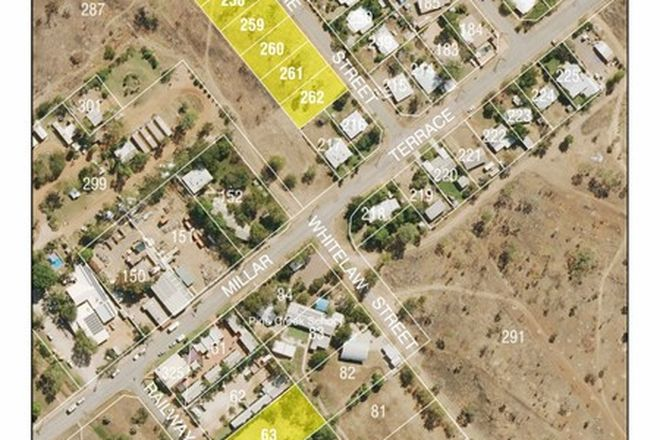 Picture of lot 259 McClure Street, PINE CREEK NT 0847